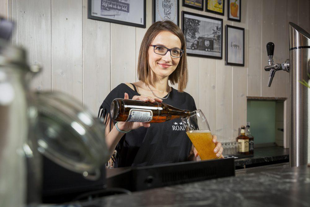 Road Diner Innsbruck - Inhaber Portrait Maya