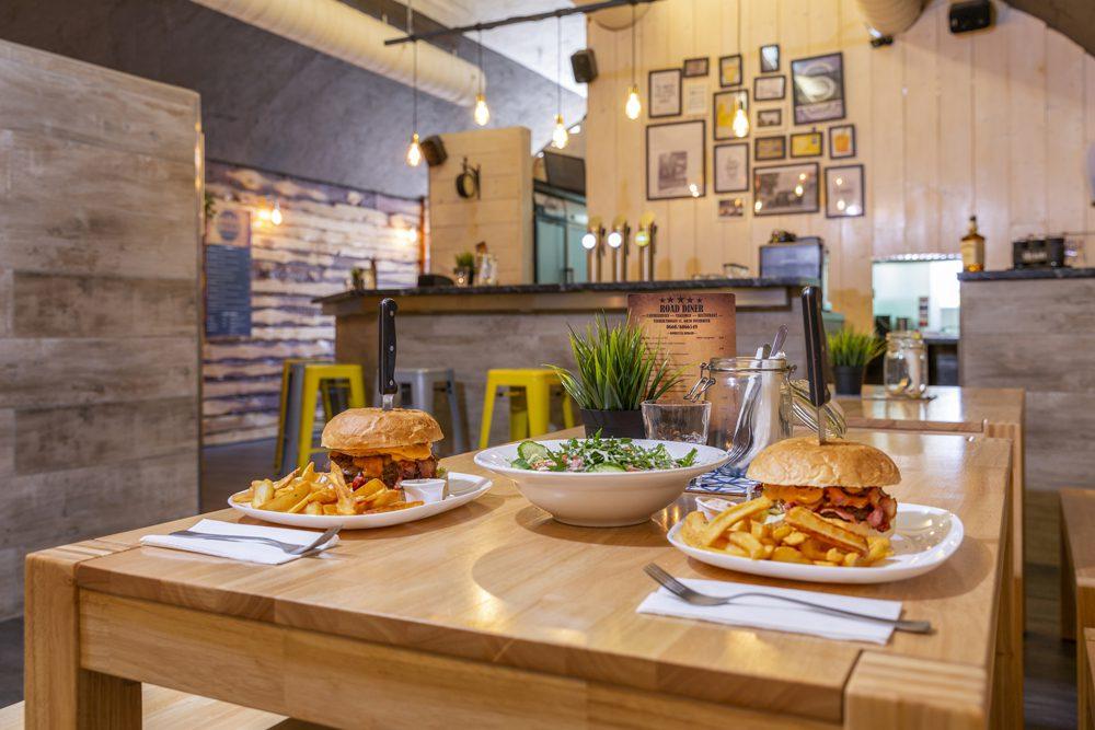 Road Diner Innsbruck Burger Platz Lokal