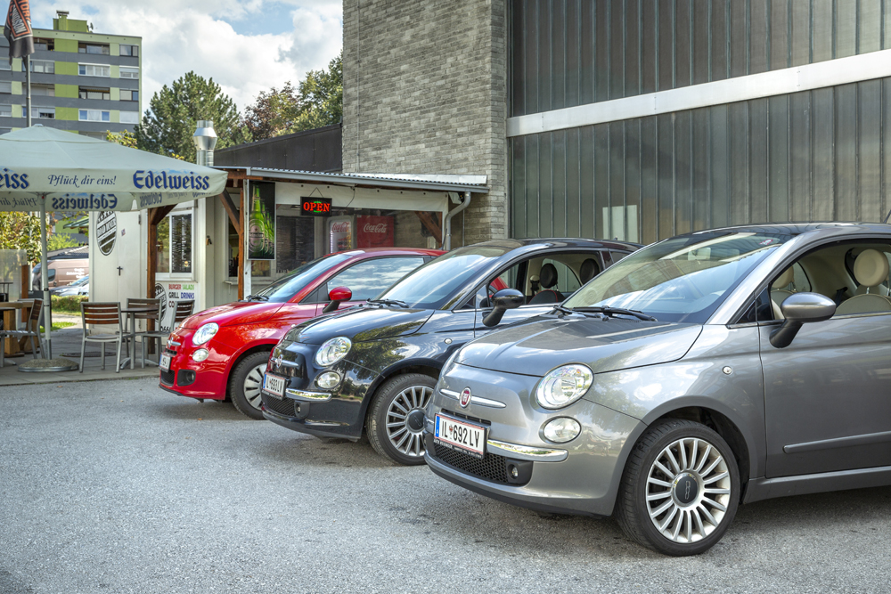 Road Diner Hall in Tirol Lieferservice