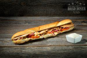 Road Diner Chicken Sandwiches