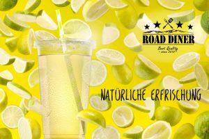 Road Diner - Limetten Saft